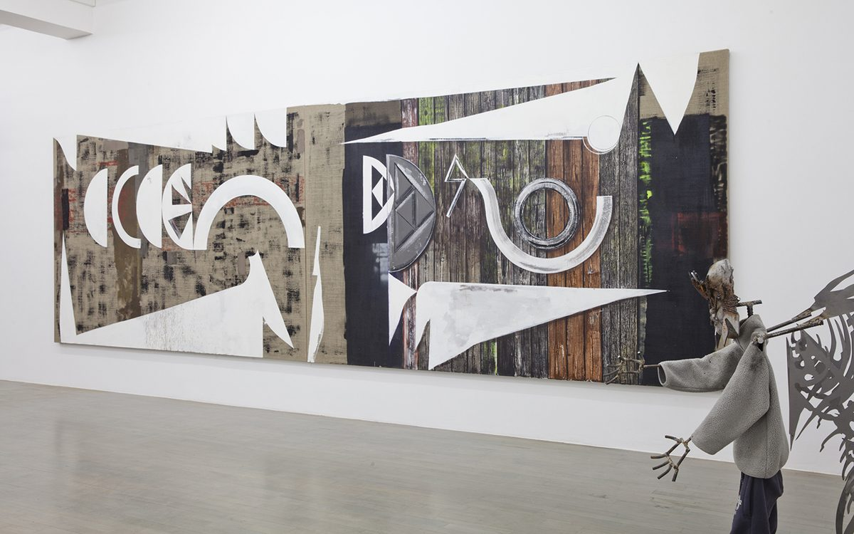Union Pacific – Alfred Boman - Installation view, 2015, AS HE REALIZED HE WOULDN'T MAKE IT AS A LOVER HE DECIDED TO BECOME AN ARTIST, Johan Berggren Gallery, Malmö, Sweden