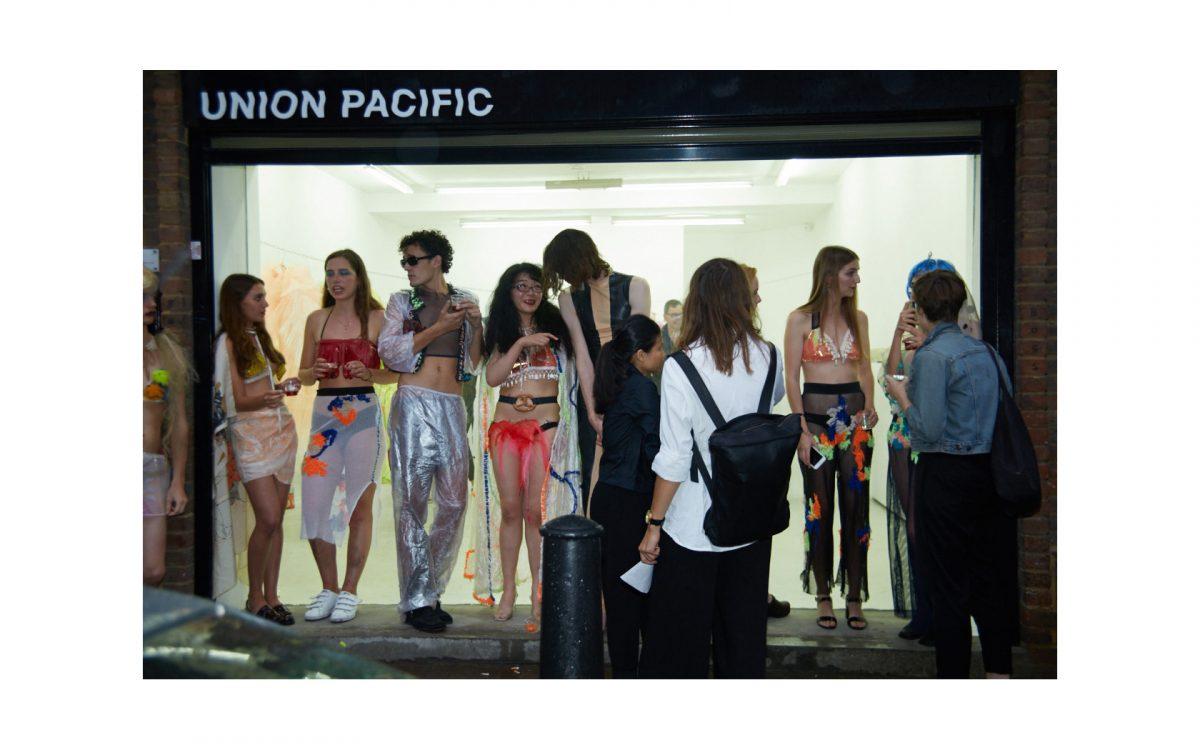 Union Pacific – Urara Tsuchiya - Room Service, Union Pacific, 2016