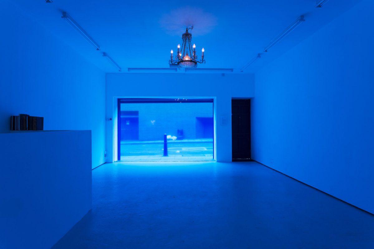 Union Pacific – Julie Born Schwartz - The Invisible Voice, Installation view Union Pacific, 2016