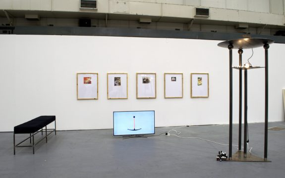 Union Pacific – Sunday Art Fair 2015, Jan Kiefer