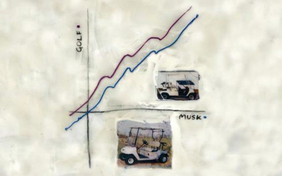 Union Pacific – Ben Burgis & Ksenia Pedan - Golf Musk