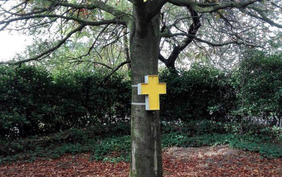 Union Pacific – Jan Kiefer - KölnSkulptur #9 - La Fin de Babylone. Mich wundert, dass ich so fröhlich bin! curated by Chus Martinez