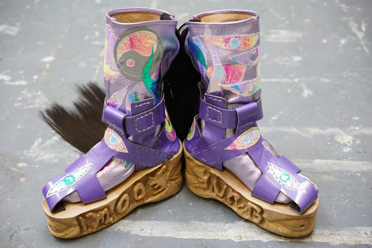 Union Pacific – Zadie Xa - We Came Over Water