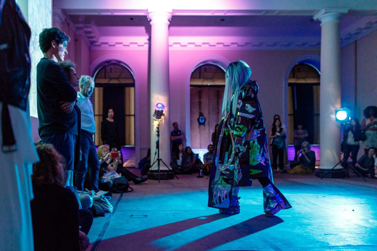 Union Pacific – Zadie Xa - Crash Boom Hisssssss. Legend of the Liquid Sword 