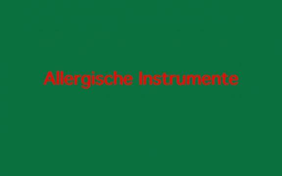 Union Pacific – Max Ruf - Allergische Instrumente (und erweiterte Ausstellungsfotografie von Lukas Quietzsch und Philipp Simon)