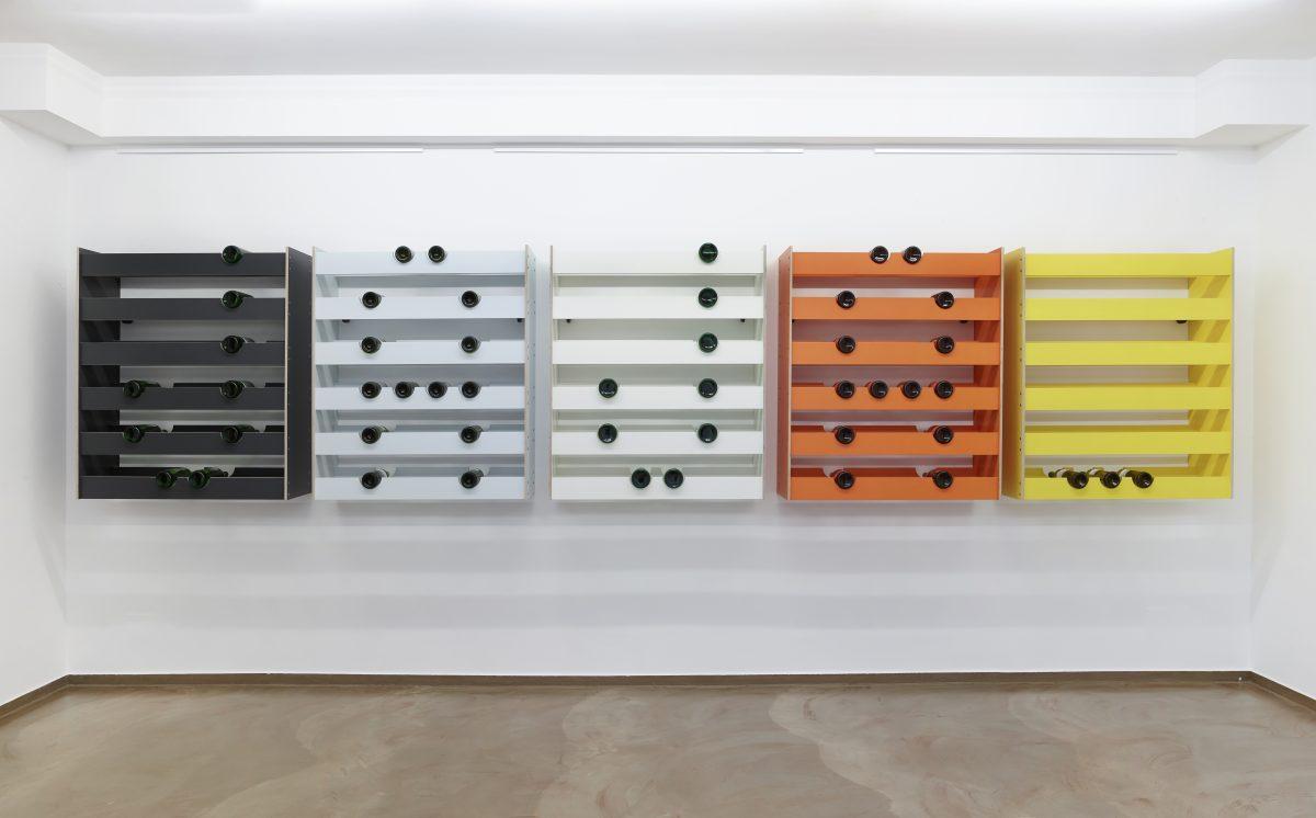 Union Pacific – Jan Kiefer - Installation view, JAJA... at Nagel Draxler, Cologne, 2018