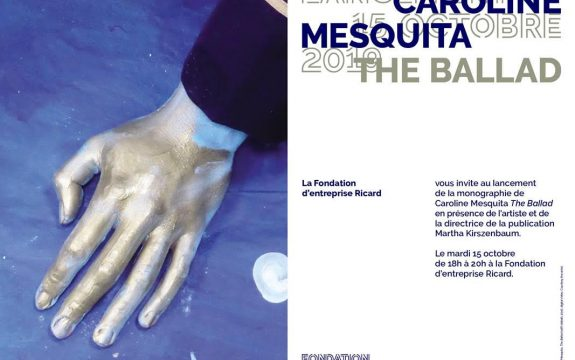 Union Pacific – Caroline Mesquita - Book Launch The Ballad