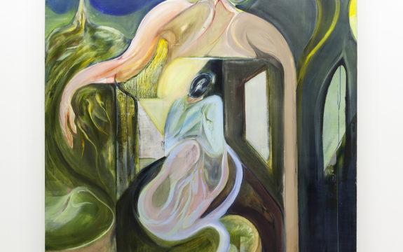 Union Pacific – Blair Whiteford, Flesh beloved, slipping window