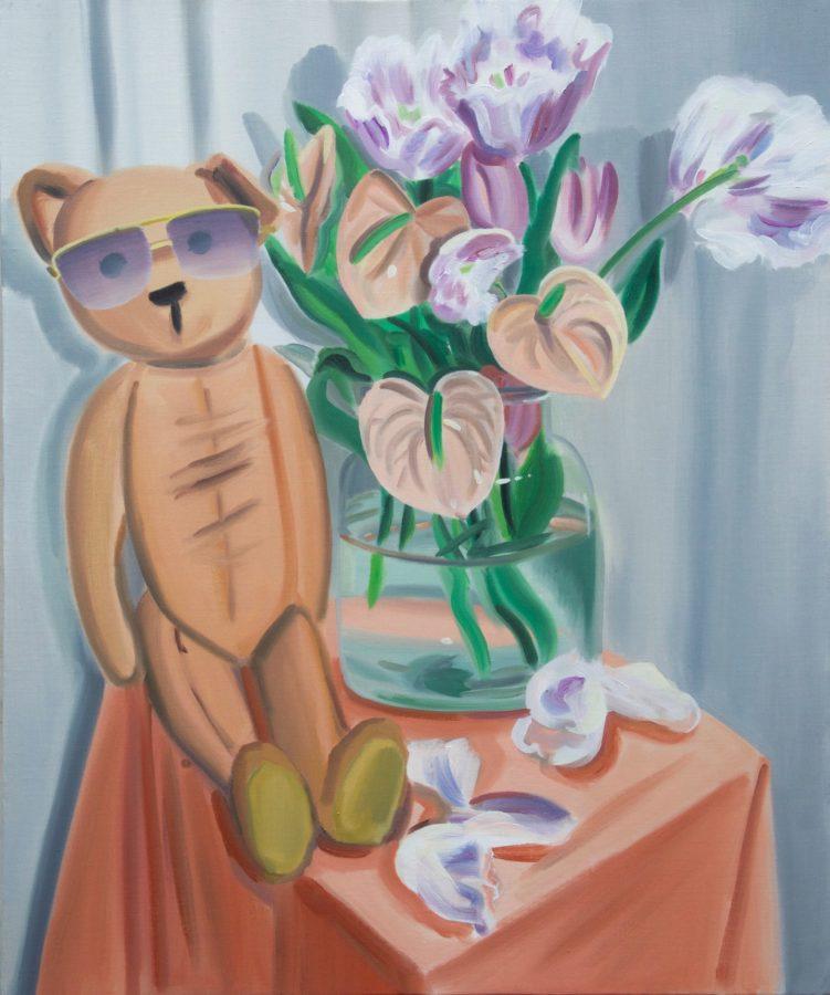 Union Pacific – Ulala Imai - Ulala Imai, SPRINGS, 2020, Oil on canvas, 72.7 x 60.6 x 2 cm